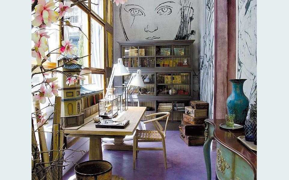 Совершенный хаос: интерьеры мастерских и арт-студий - Ярмарк.